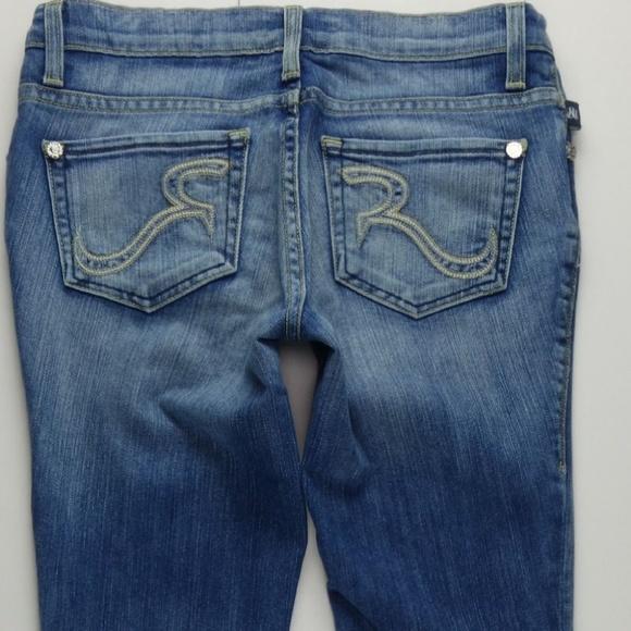 0bacc2854b7d3 Rock & Republic Jeans | Rock Republic Tyler Boot Maternity 25 A058 ...